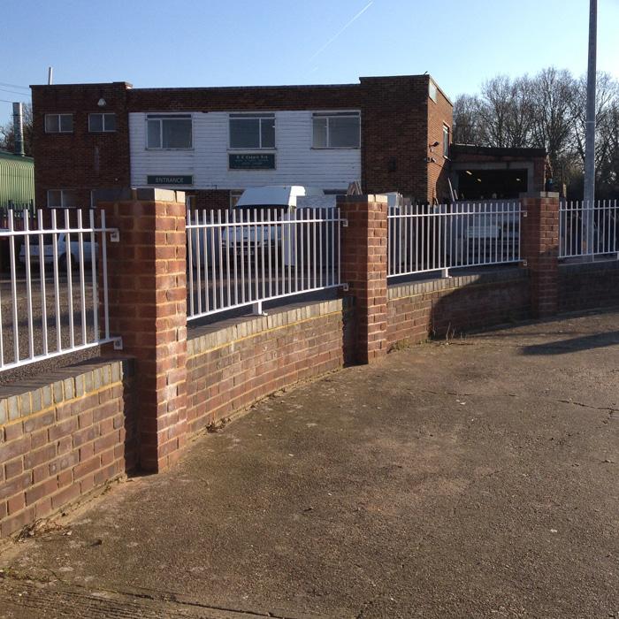 Gates & Railing   HDM Ltd- Steelwork Design   Fabrication ...